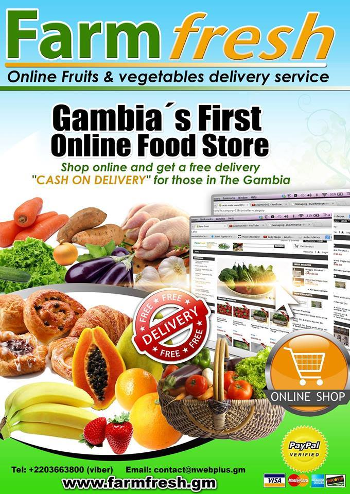 14 Tips to Become Food Processing Sole Proprietor in Gambia