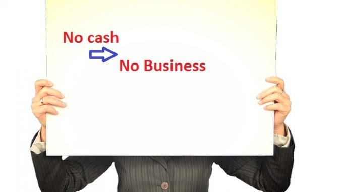 cash flow issues for small business, financial management tips